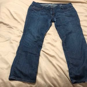 Lucky Brand Ginger Straight leg